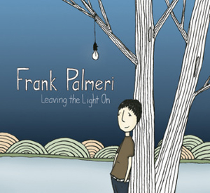Album art illustration and design for New York artist Frank Palmeri.