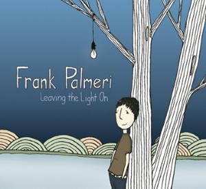 Album art illustration and design for New York artist Frank Palmeri.