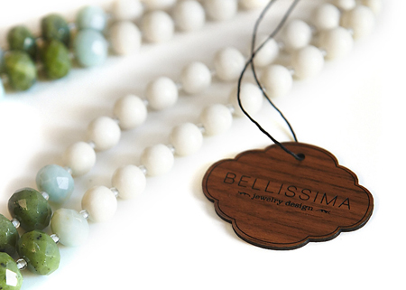 Bellissima Jewelry Hang Tags | Chris Gregori