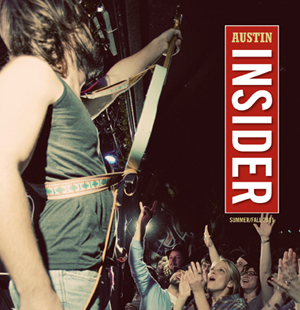 Complete redesign of Austin's Official Visitors Guide now called the Austin Insider. Responsibilities included hiring a photographer, directing the look of the book and layout of it as well.